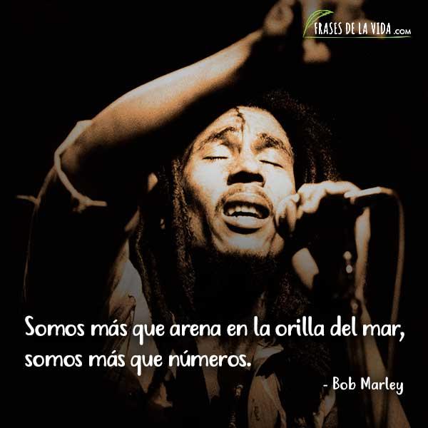 Frases De Bob Marley 5 Frases De La Vida