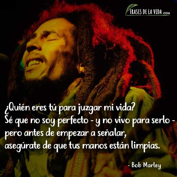 Frases de Bob Marley 3