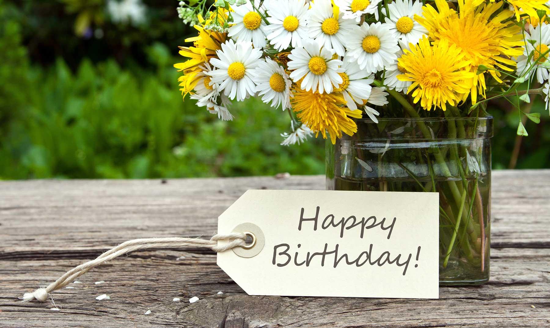 100 Frases De Cumpleaños Para Una Tarjeta