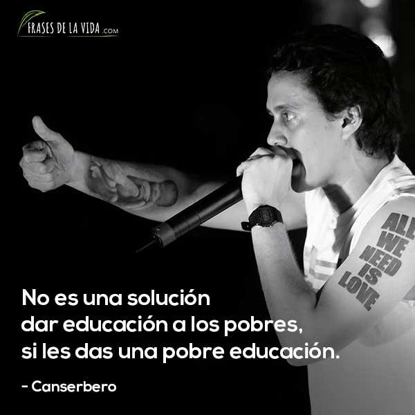 40 Frases De Canserbero El Poeta Rapero Con Imagenes