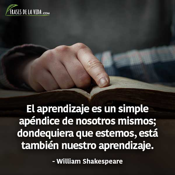Frases Para Estudiar Frases De William Shakespeare Frases
