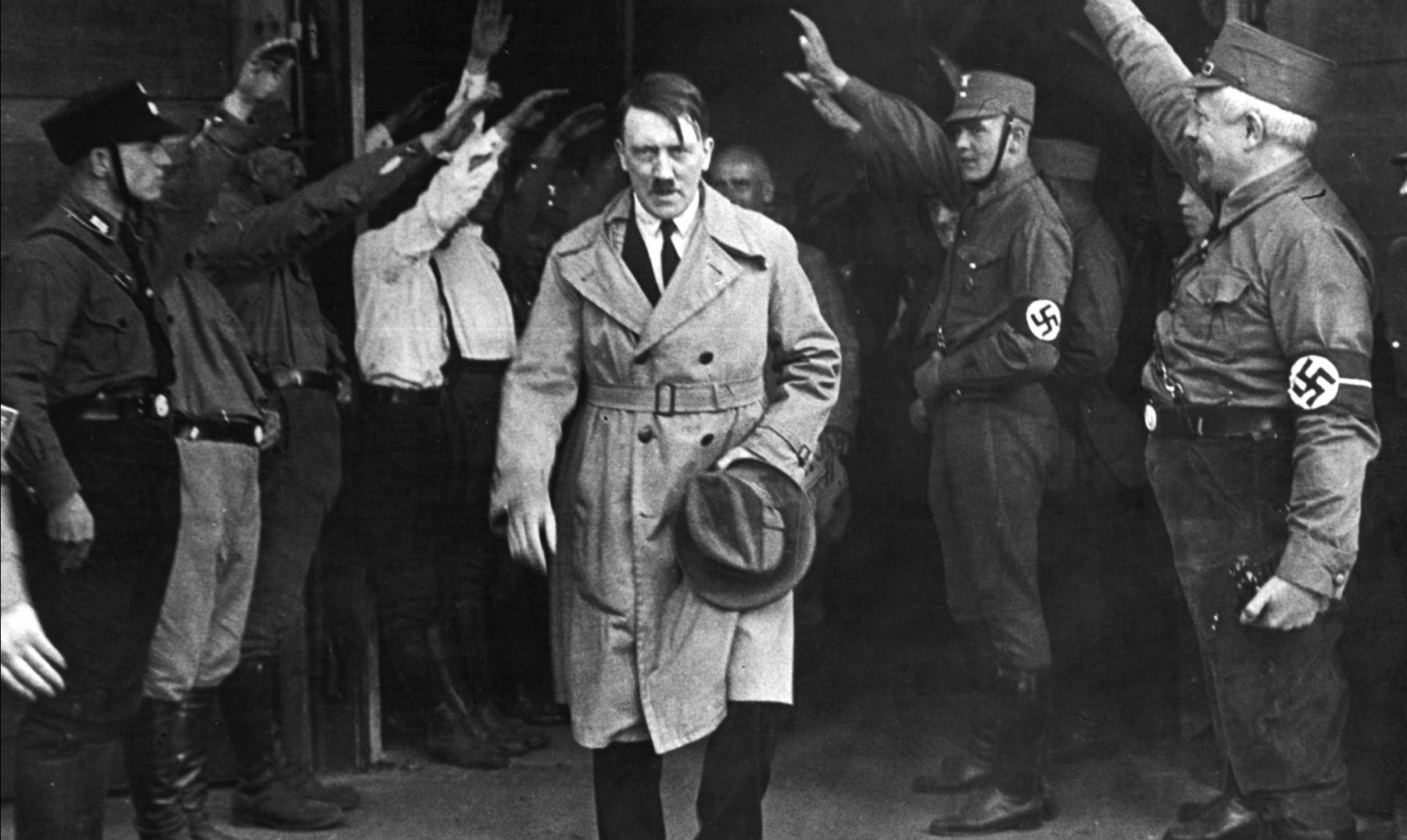 Frases de Hitler que pasaron a la historia