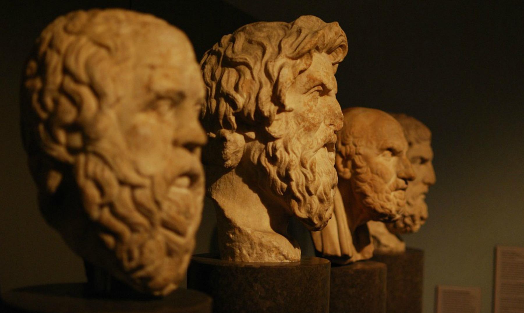 Frases de filósofos para filosofar ¿Te animas?