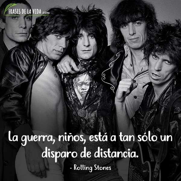 Frases de Rock, frases de Rolling Stones