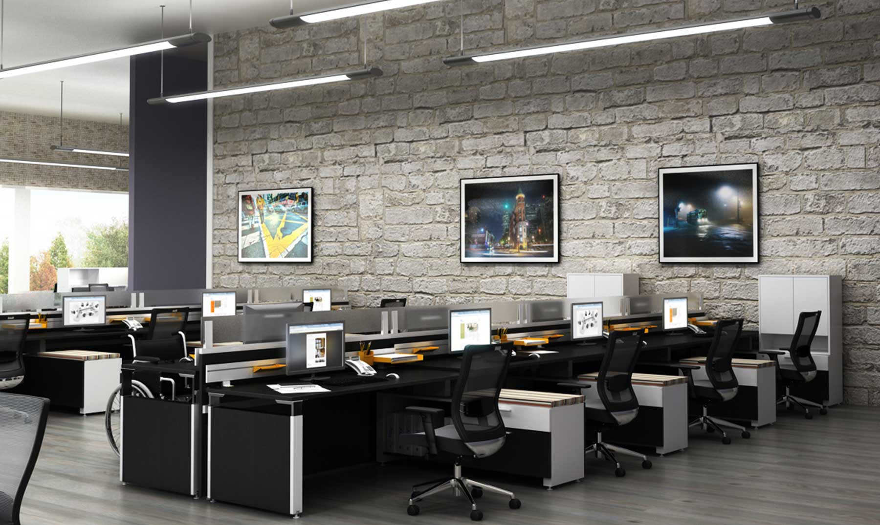 Best Open Floor Plan Designs 100 Frases De Trabajo Para Decorar La Oficina