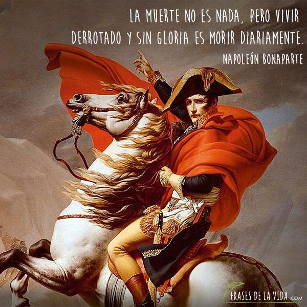 Frases de napoleon