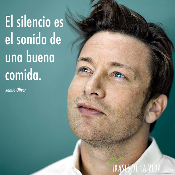 Frases de Jamie Oliver