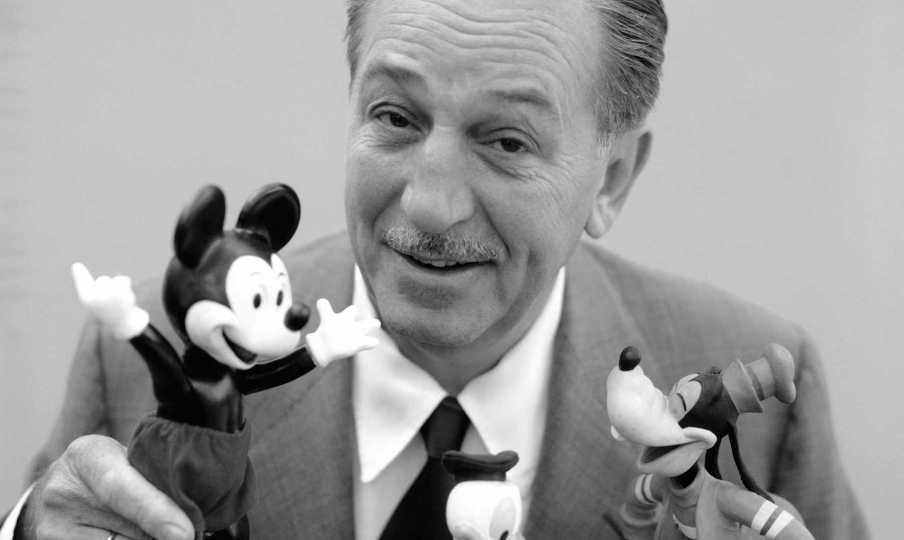30 frases de Walt Disney para que cumplas todos tus sue±os