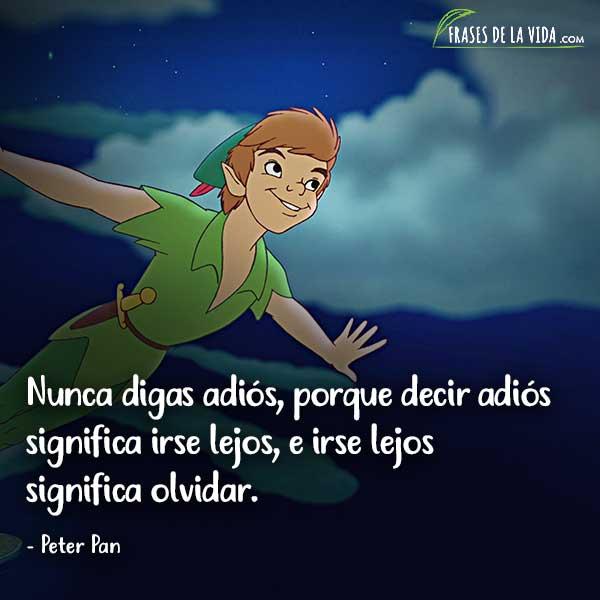 Frases de Disney, frases de Peter Pan