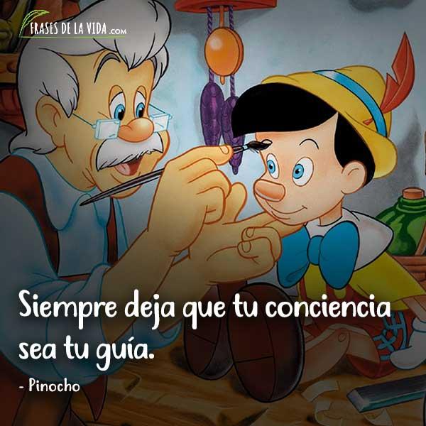 Frases de Disney, frases de Pinocho