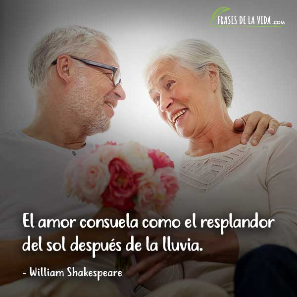 Frases de San Valentín, frases de William Shakespeare