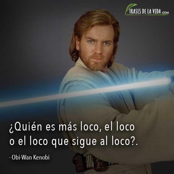 Frases de Star Wars, frases de Obi-Wan Kenobi
