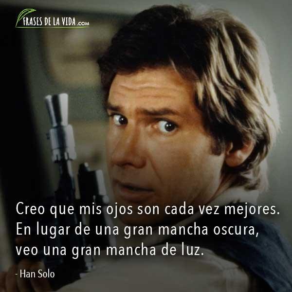 Frases de Star Wars, frases de Han Solo