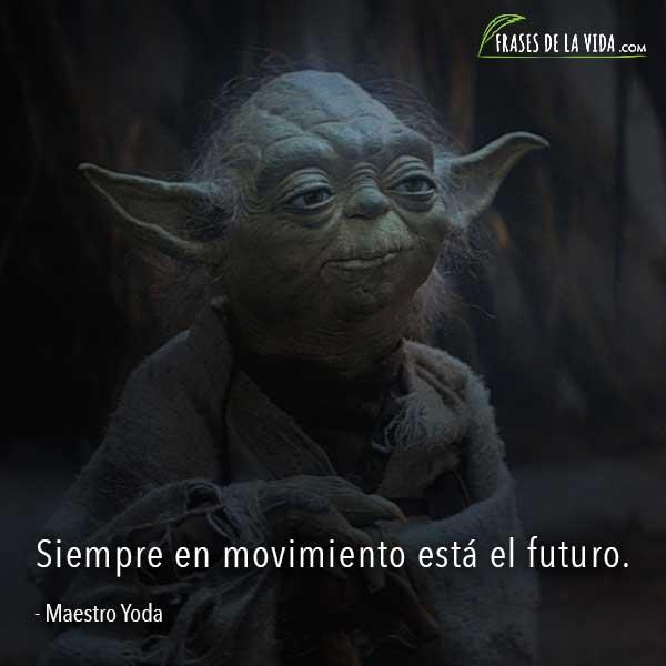 Frases de Star Wars, frases de Maestro Yoda