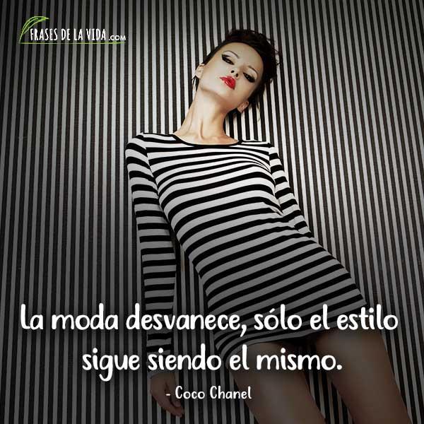 Frases de moda, frases de Coco Chanel