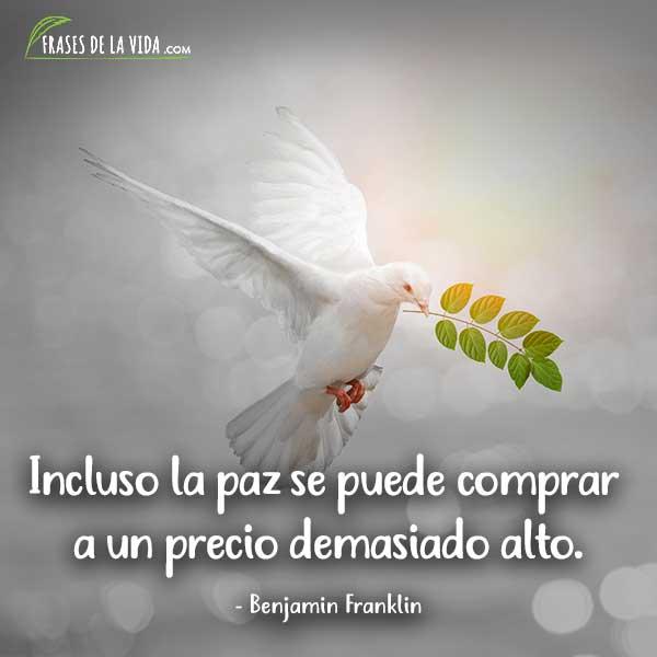 110 Frases Sobre La Paz Para Vivir Con Tranquilidad Con