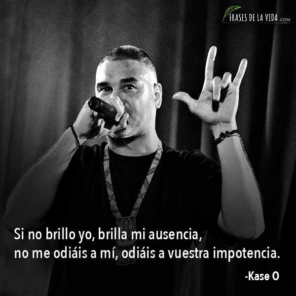 60 Frases De Kase O El Virtuosismo Descarado Del Rap Con