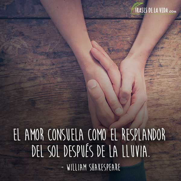 Frases De Amor Cortas Frases De William Shakespeare
