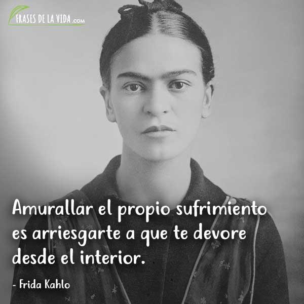 100 Frases De Frida Kahlo Que Son Inolvidables Con Imagenes