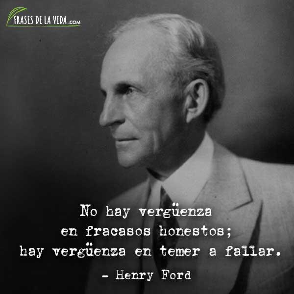 30 Frases De Henry Ford El Revolucionario Del