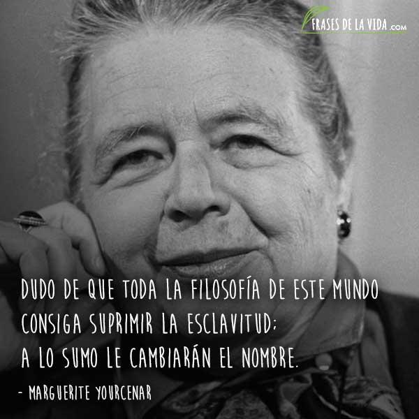 100 Frases De Marguerite Yourcenar Con Imágenes