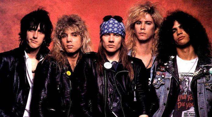 30 frases de guns n' roses para los amantes del buen rock