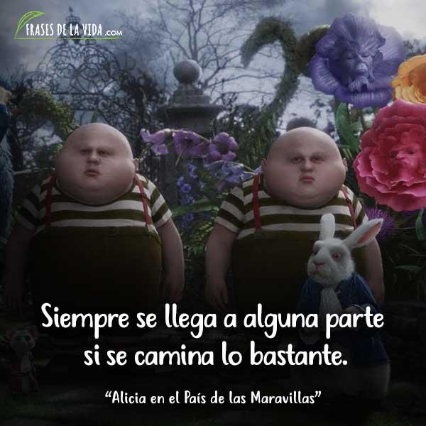 130 Frases De Alicia En El Pais De Las Maravillas Con Imagenes