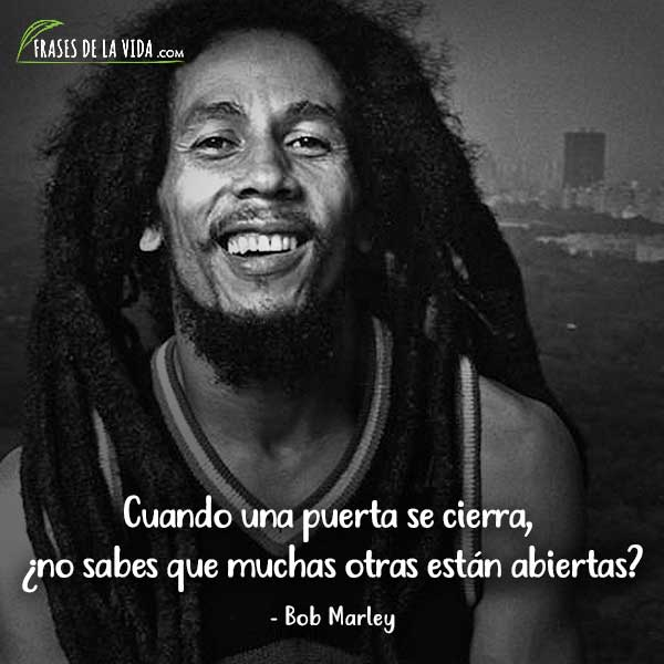 Frases de Bob Marley, Coming in from the cold