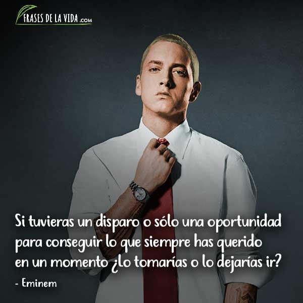 Frases de Rap. Frases de Eminem