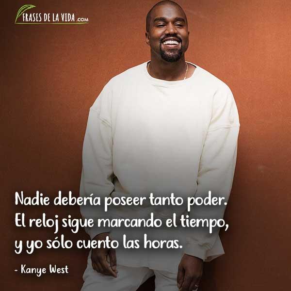 Frases de Rap. Frases de Kanye West