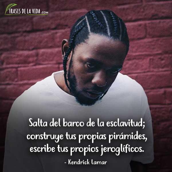 Frases de Rap. Frases de Kendrick Lamar