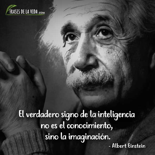 Frases de inteligencia, Frases de Albert Einstein 3