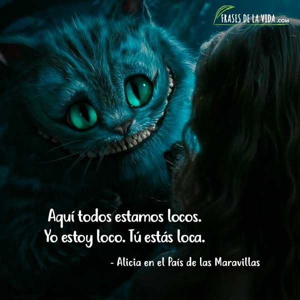 Frases del Gato de Cheshire 2