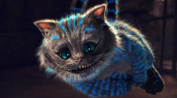 Frases del Gato de Cheshire