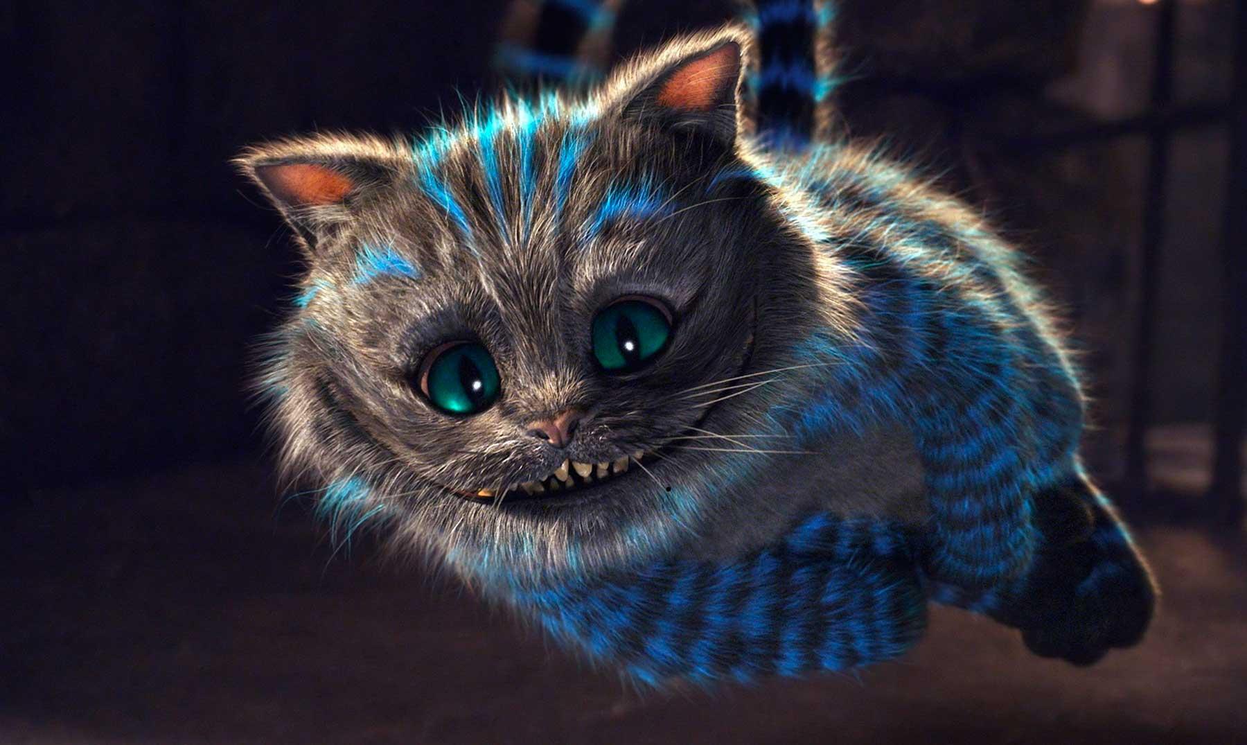 10 Frases Del Gato De Cheshire La Sonrisa Enigmática Con