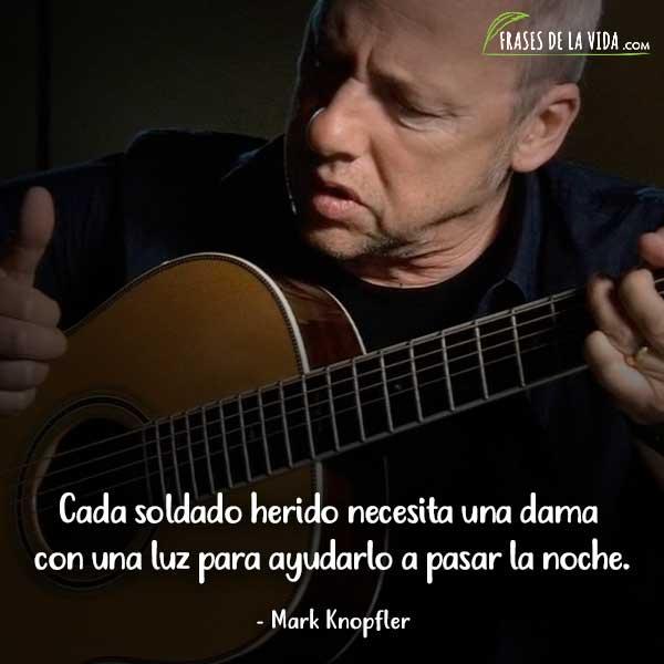 Frases de Dire Straits, Frases de Mark Knopfler, 5