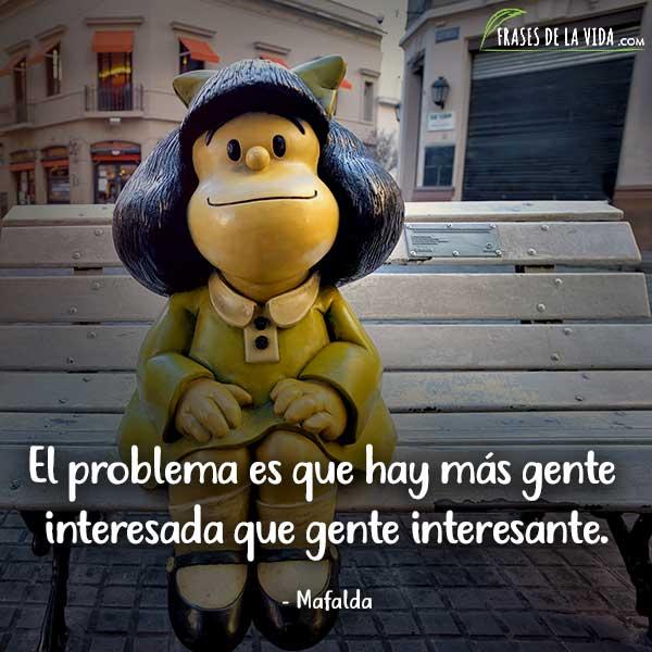 120 Frases De Mafalda La Agudeza Crítica De La Sociedad