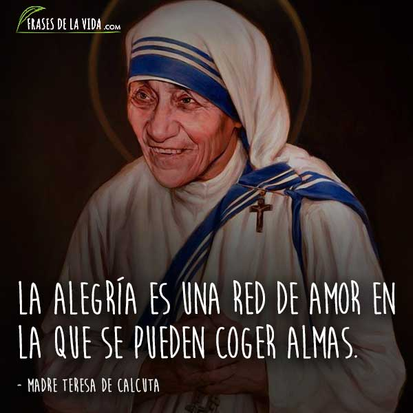 80 Frases De La Madre Teresa De Calcuta Un Mundo Mejor Imágenes
