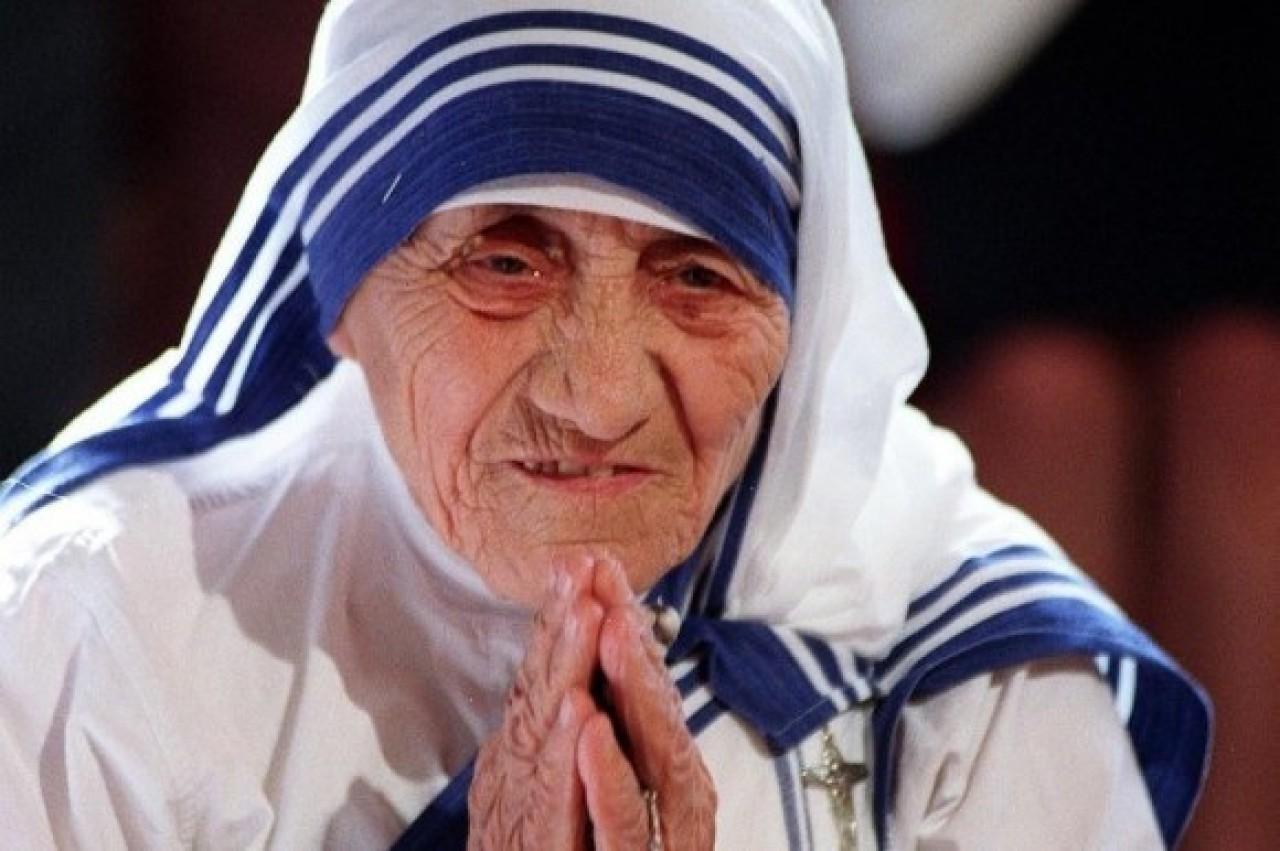 Resultado de imagen para madre teresa de calcuta el perdon