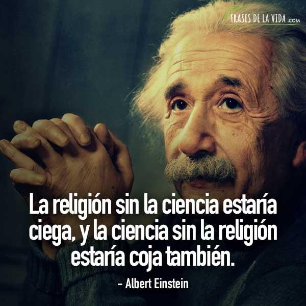 120 Frases De Albert Einstein Mas Alla De La Relatividad Con Imagenes