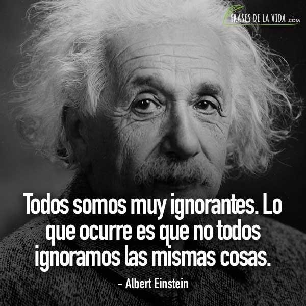 120 Frases De Albert Einstein Más Allá De La Relatividad