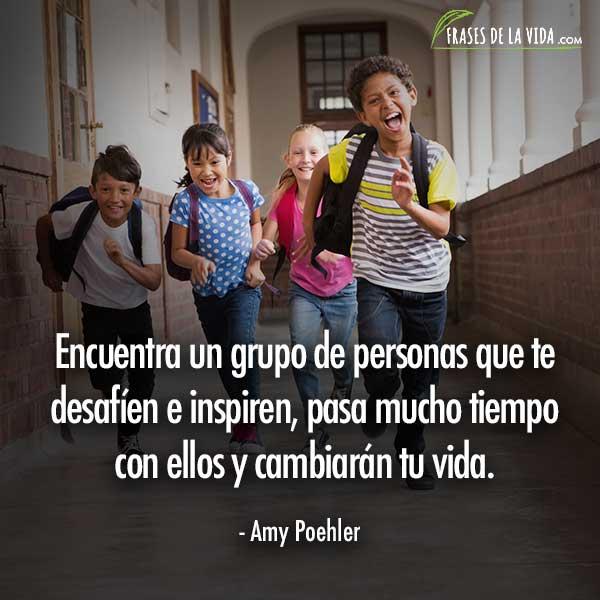 Frases de amor y amistad, frases de Amy Poehler