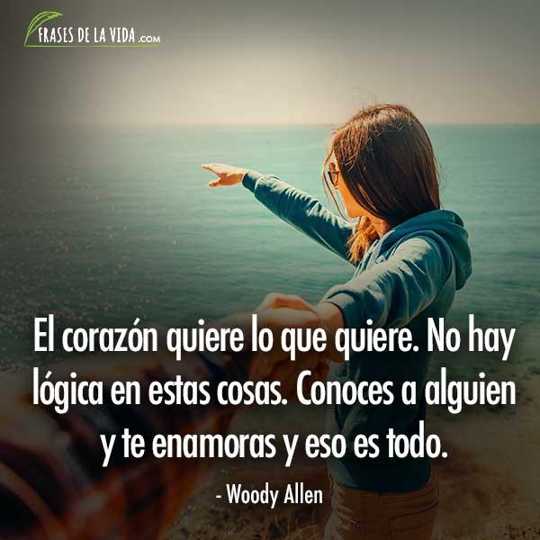 Frases De Amor Y Amistad Frases De Woody Allen Frases De La Vida