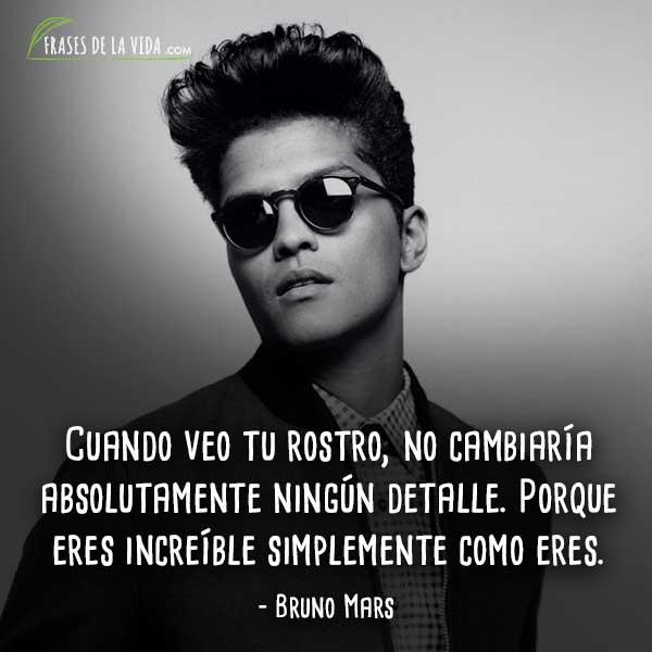 Frases De Canciones De Amor Frases De Bruno Mars Frases De La Vida