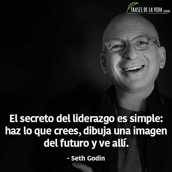 Frases de liderazgo, frases de Seth Godin