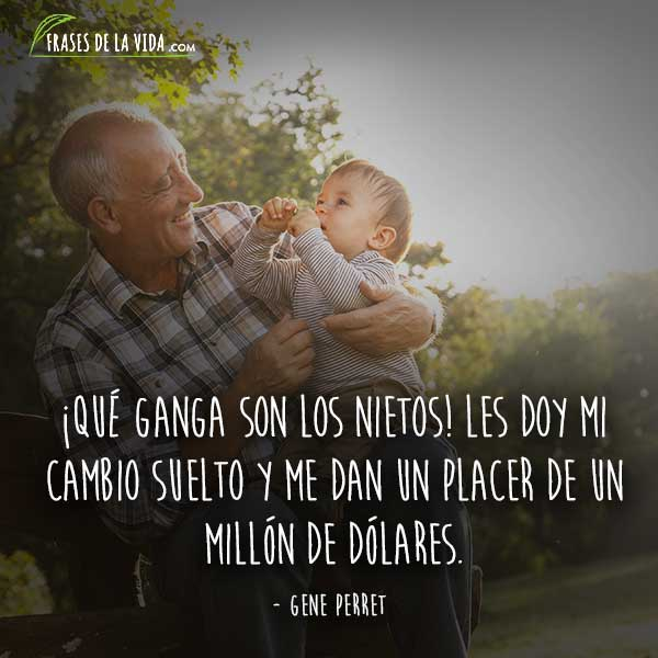 140 Frases Para Abuelos Unos Seres Especiales Con Imágenes