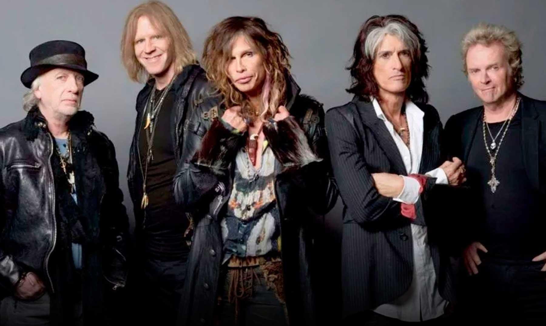 30 Frases De Aerosmith La Banda Inolvidable De Boston Con