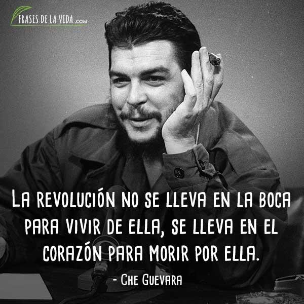100 Frases De Che Guevara Pensamiento Guerrillero Con
