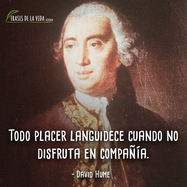Frases de David Hume (4)