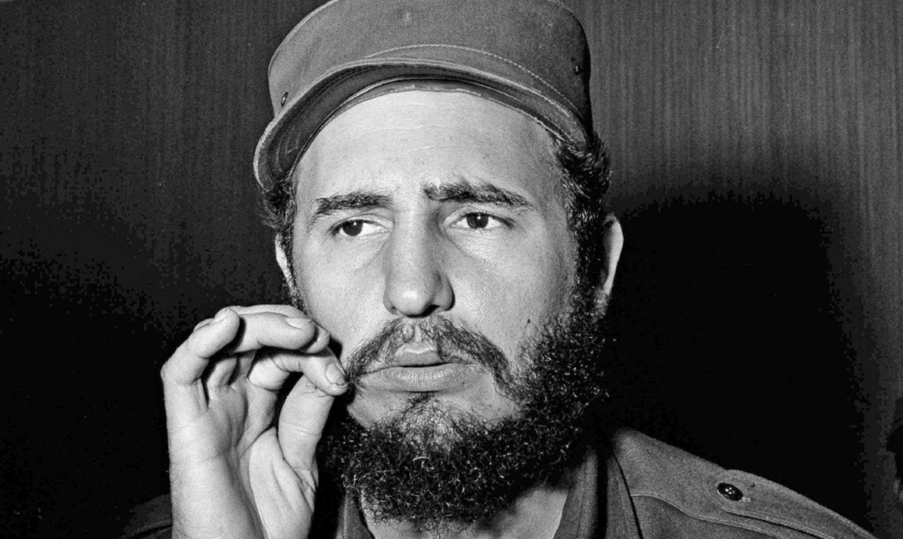 120 Frases De Fidel Castro Líder De La Revolución Cubana